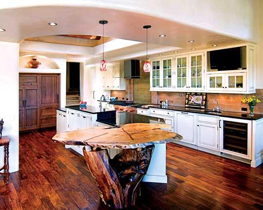Santa Fe Kitchen Design